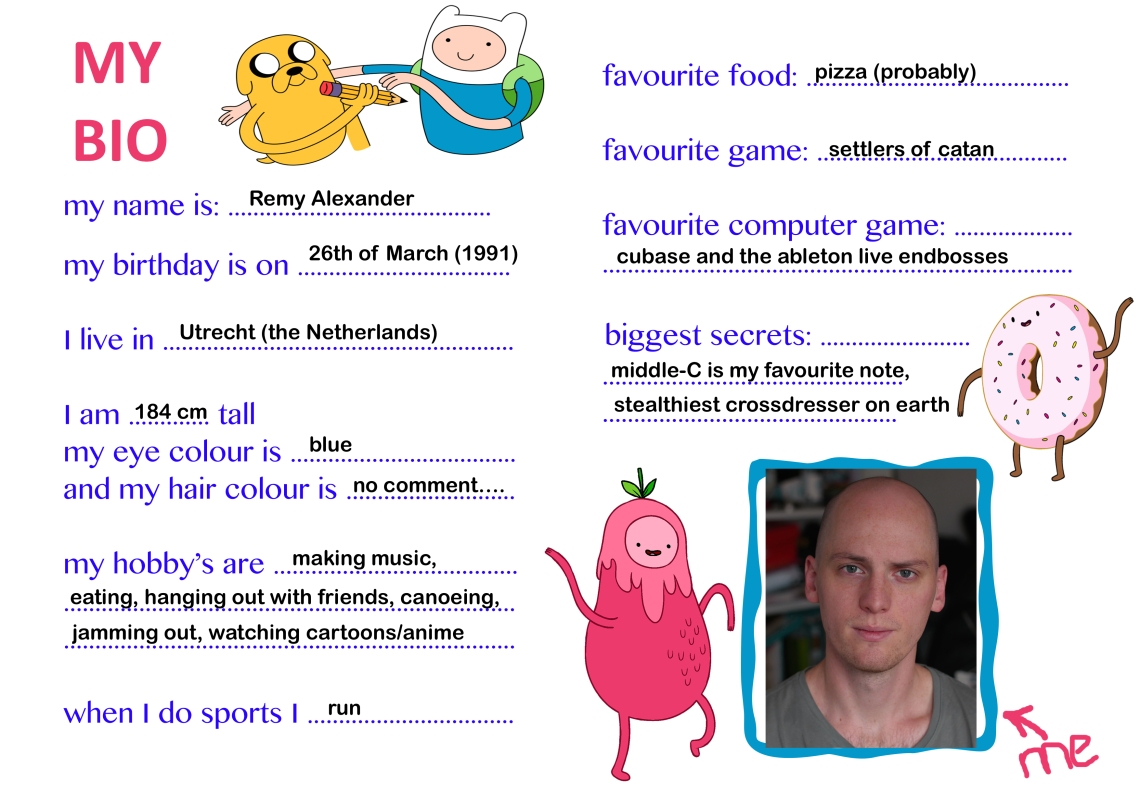 ENG - mijn vriendenboekje-bio